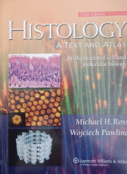 Histology - A text and Atlas